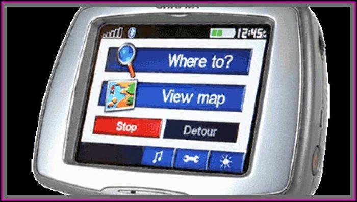 Garmin Streetpilot C550 Map Update