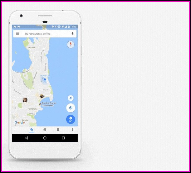 Google Maps Cell Phone Locator