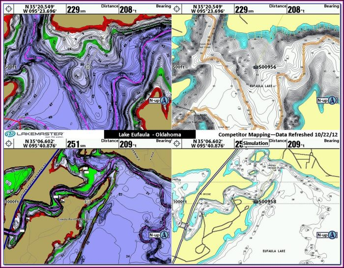 Lakemaster Lake Maps Minnesota