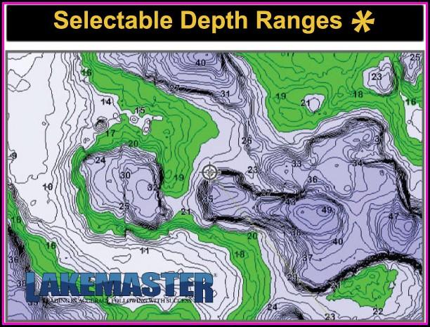 Lakemaster Maps