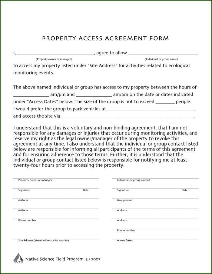 Ohio Land Contract Form Pdf
