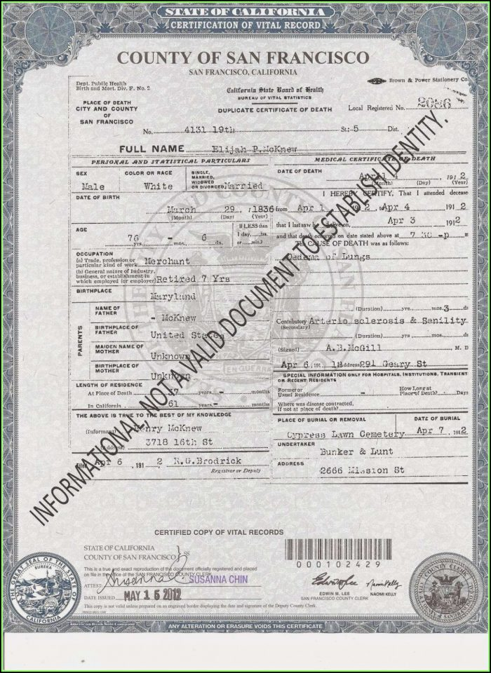 Oregon Birth Certificate Application Form