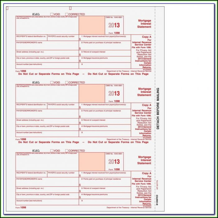quickbooks compatible 1099 misc forms