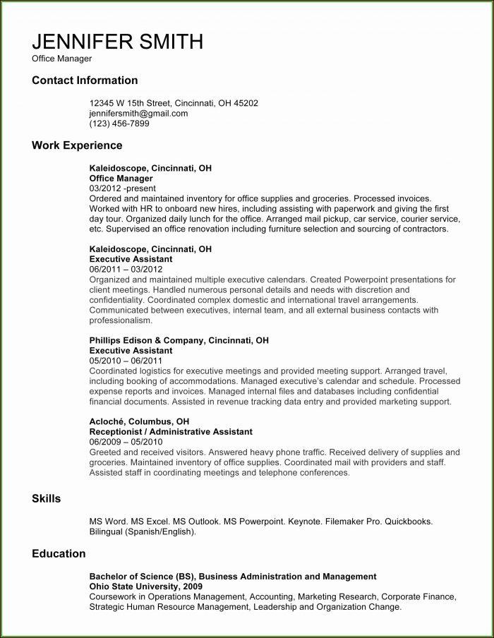 Resume Posting Job Boards