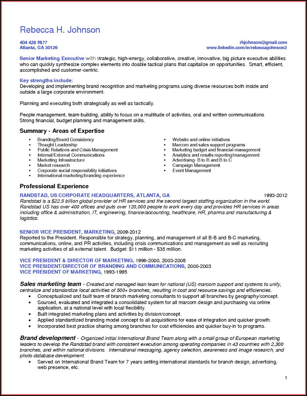 Resume Writing Services Atlanta Georgia Resume Resume