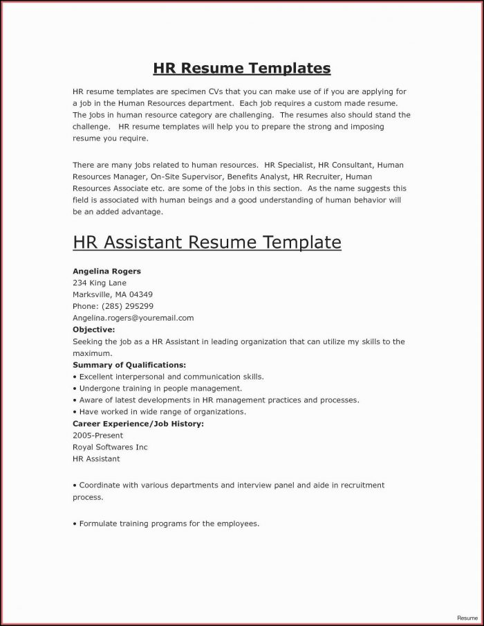 Army Mos Resume Builder  Resume