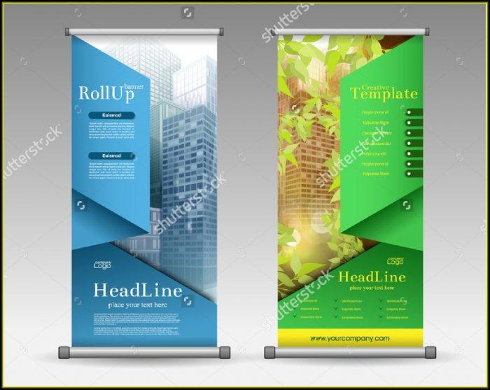 Roller Banner Templates