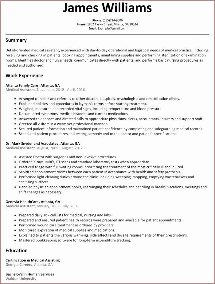 Sample Resume For Customer Service Jobs
