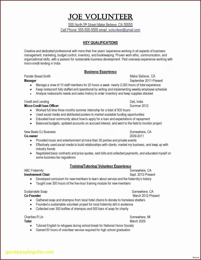 Sample Staff Rn Resume
