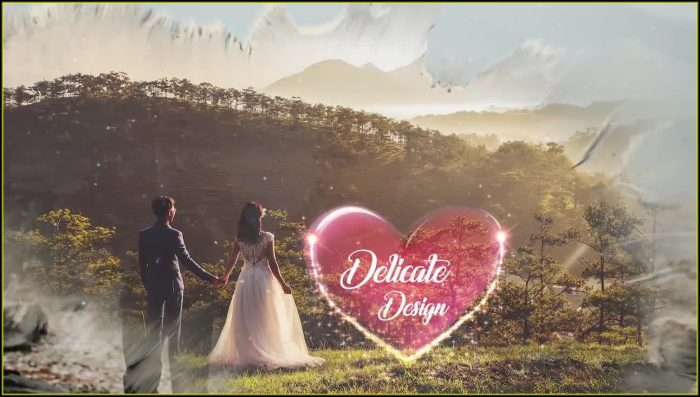 Wedding Slideshow Templates Free Download