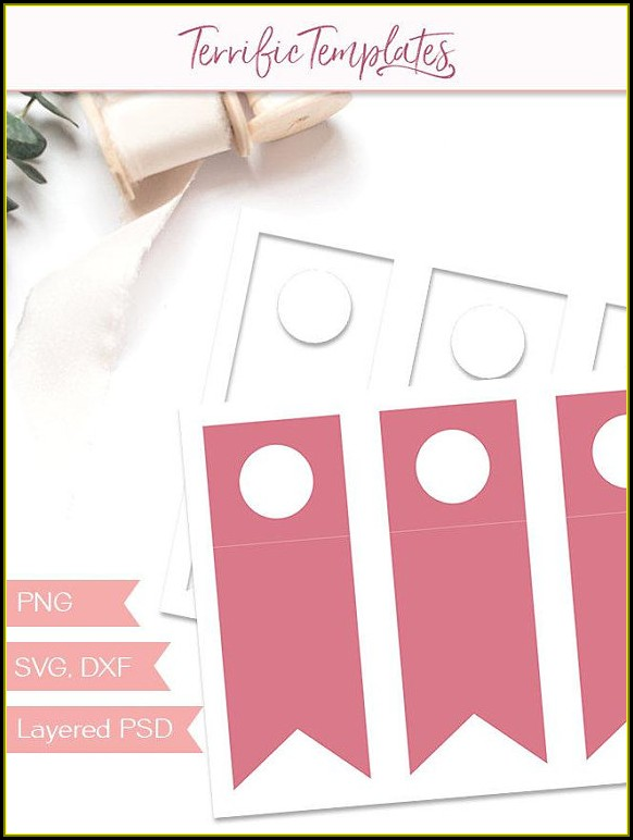 Wine Hang Tag Template