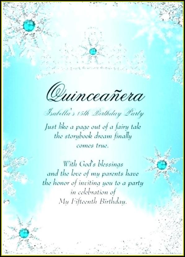 Winter Wonderland Birthday Invitation Template Free