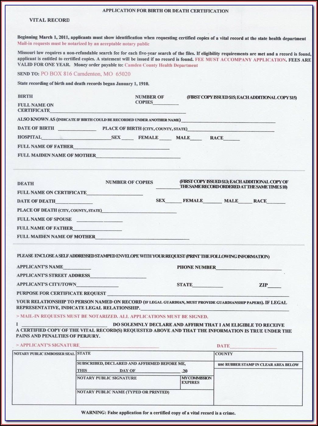 graphic about Printable Birth Certificate Form called Blank Beginning Certification Kind Philippines - Style : Resume