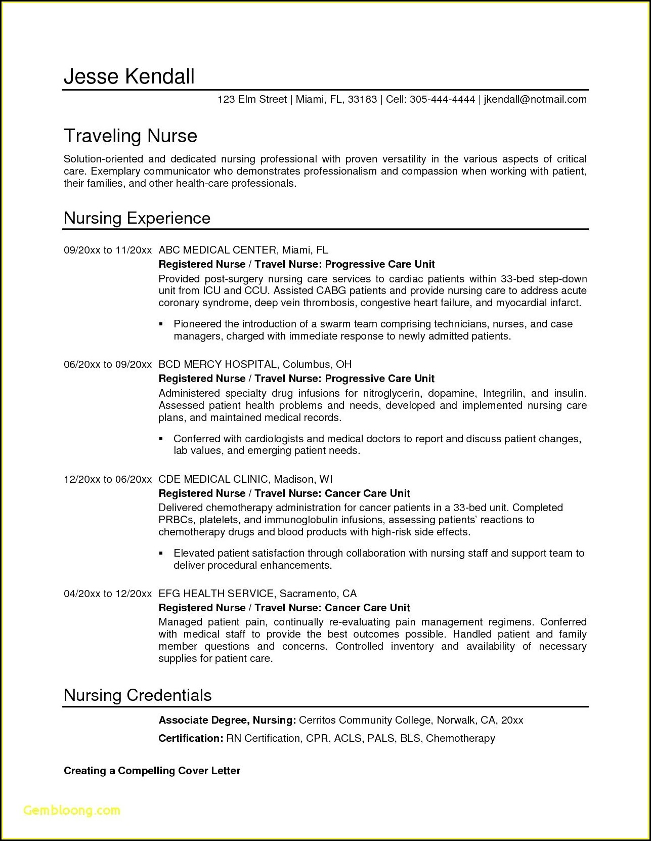 certified resume writers