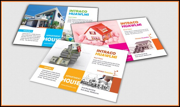 Free Real Estate Brochure Templates Download