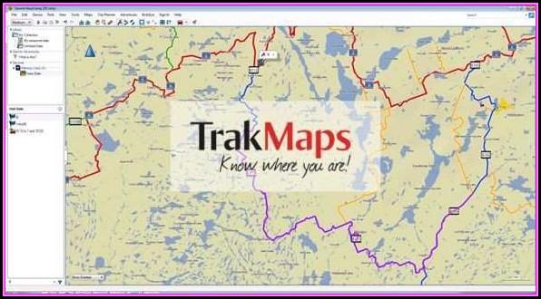 Quebec Snowmobile Trail Maps