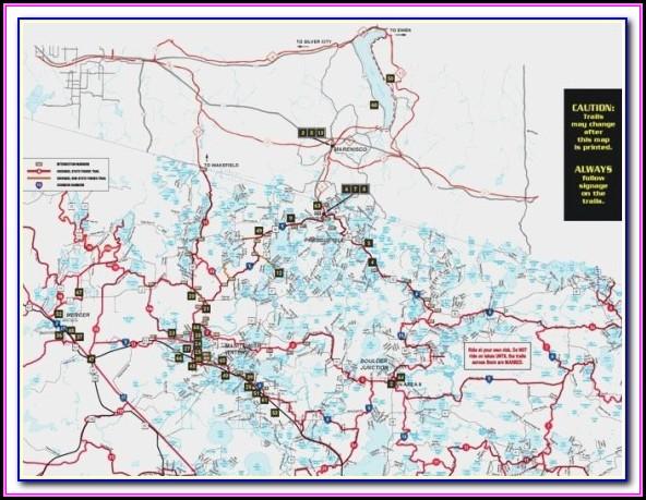 Snowmobile Trail Maps Hayward Wisconsin