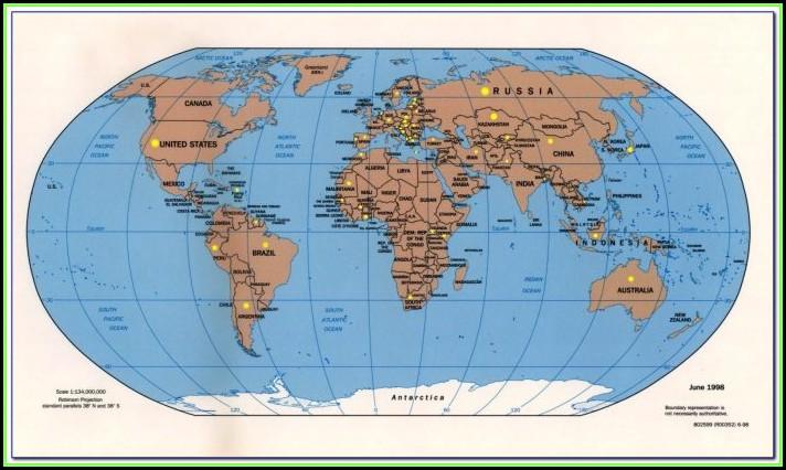 World Wide Maps And Globes Brisbane