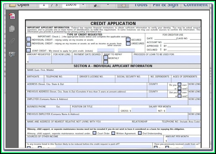 Create Pdf Fillable Form Online Free