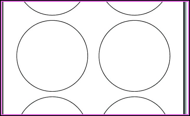 2 Inch Circle Template Free