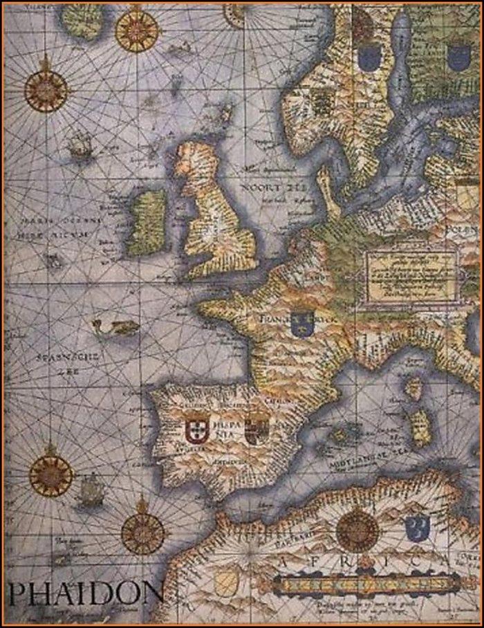 Antique Maps Uk