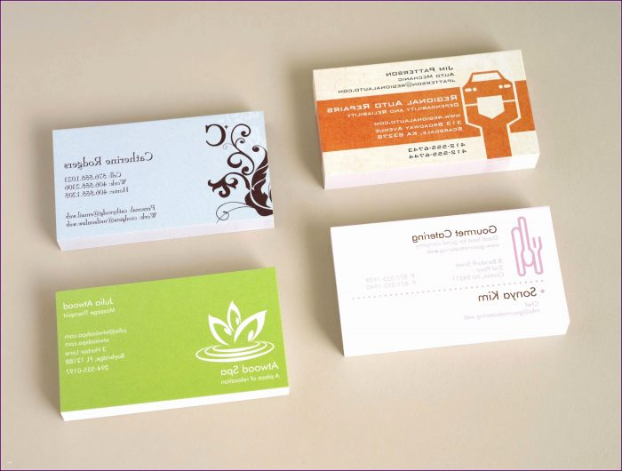 Avery Business Cards Template 5871