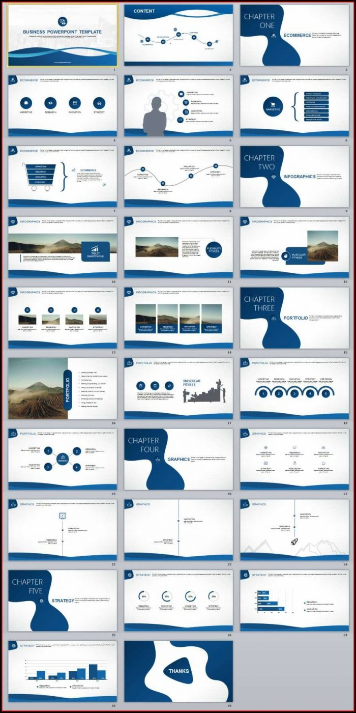 Best Powerpoint Elearning Templates