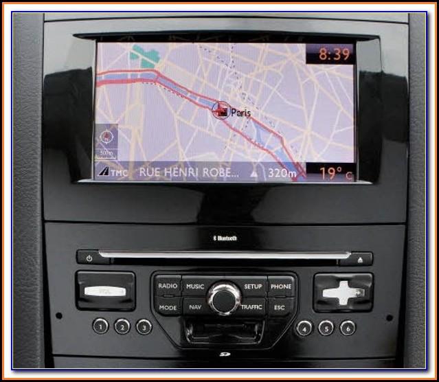 Chrysler Garmin Uconnect Touch 8.4n Navigation Map Update