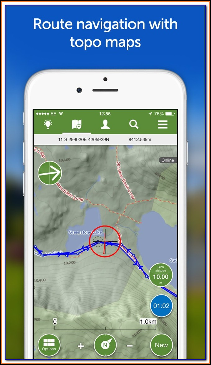 Download Hiking Trail Maps For Gps