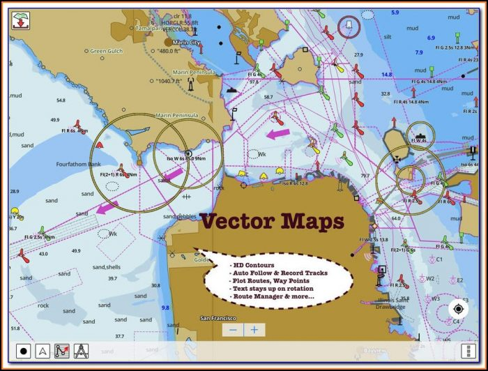Free Nautical Maps Uk