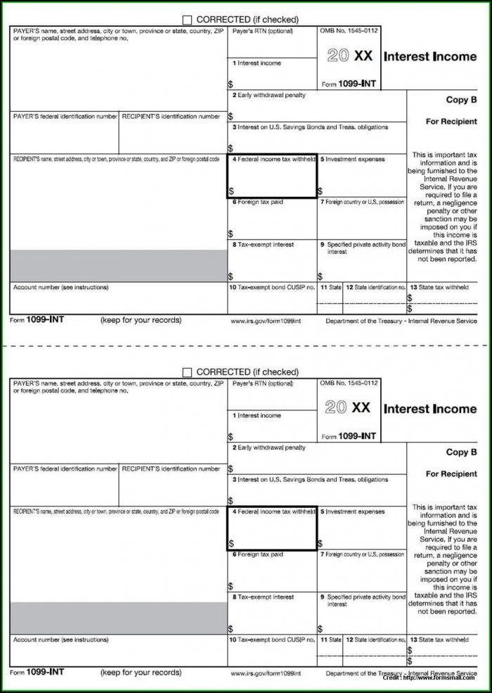 Free Printable W2 Forms