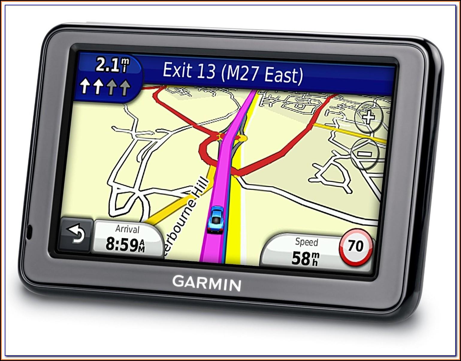 Garmin Chrysler Map Update