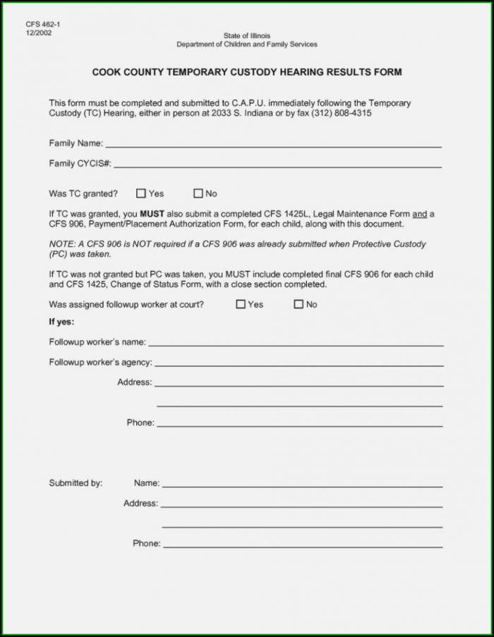 Kansas Legal Guardianship Forms
