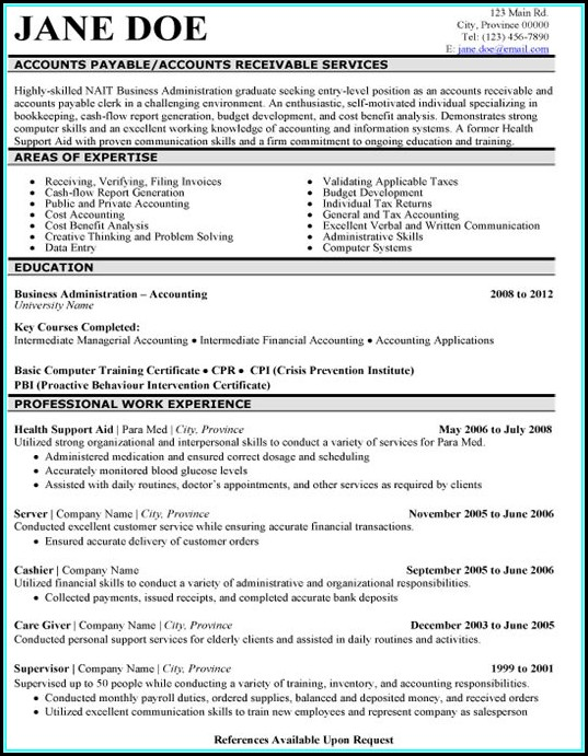 Purchase Engineer Resume Templates