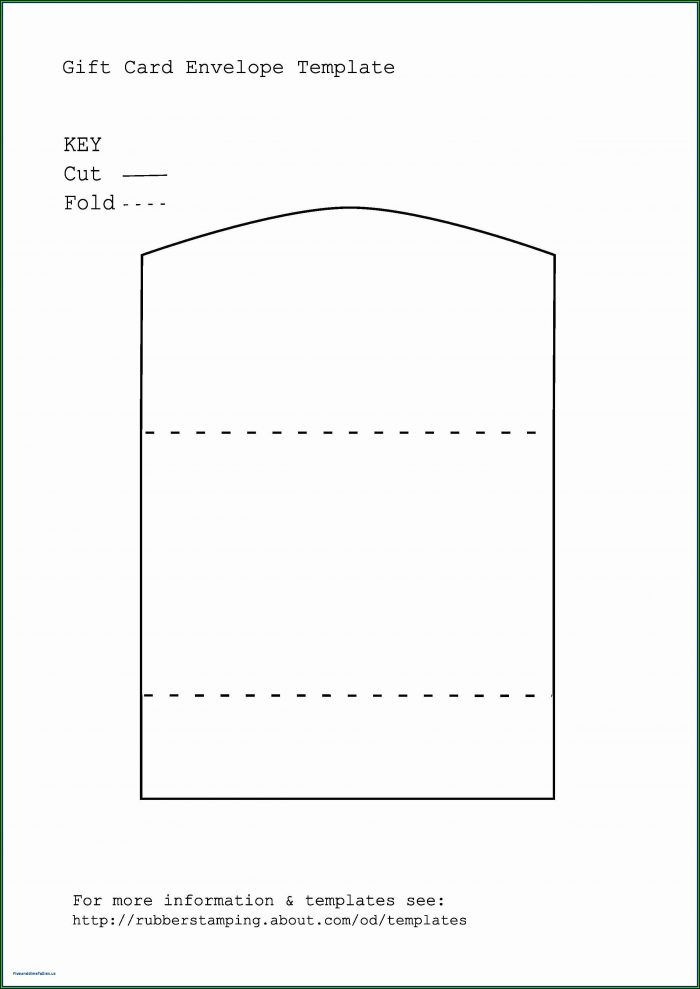 Remittance Envelope Template Indesign