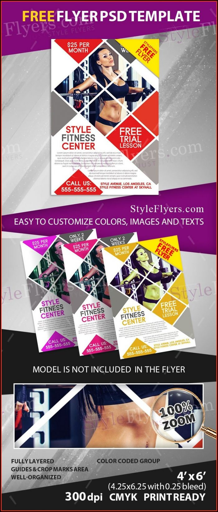 Church Brochure Templates Photoshop