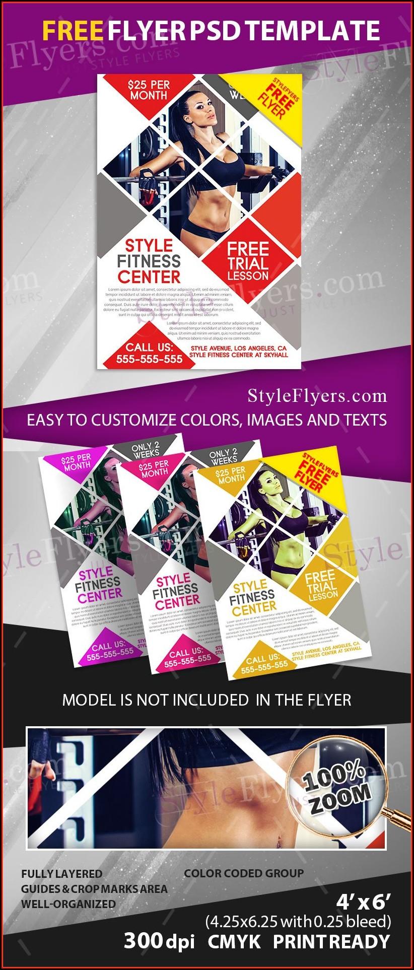 Church Brochure Templates Photoshop
