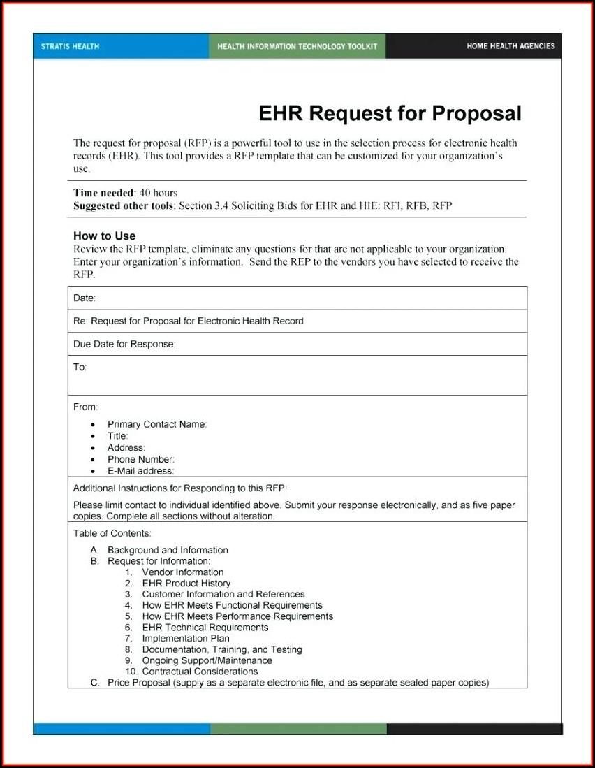 Construction Rfi Response Template