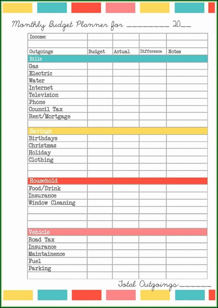 Free Accounting Spreadsheet Templates For Small Business Xls