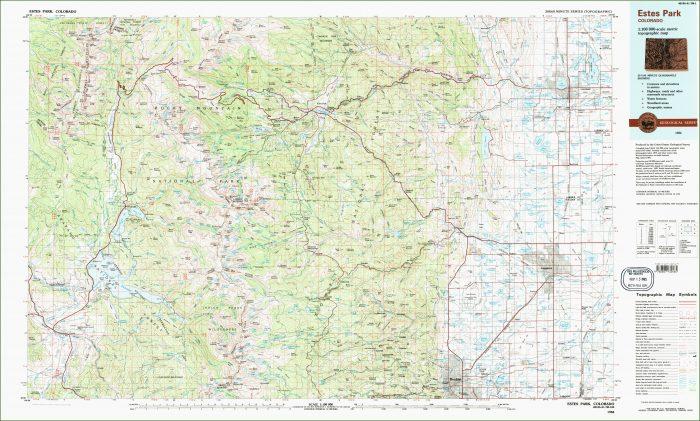 Topo Map Colorado Free