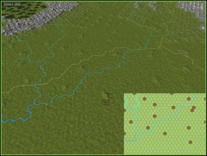 Unity Hexagon Tile Map