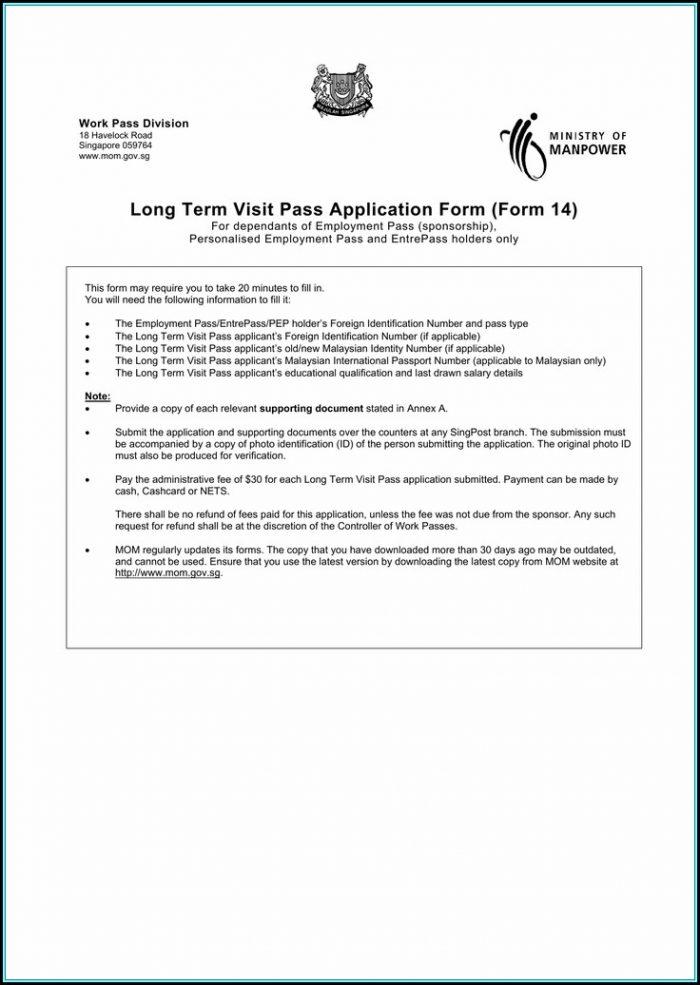 Application Form For Vietnam Visa On Arrival