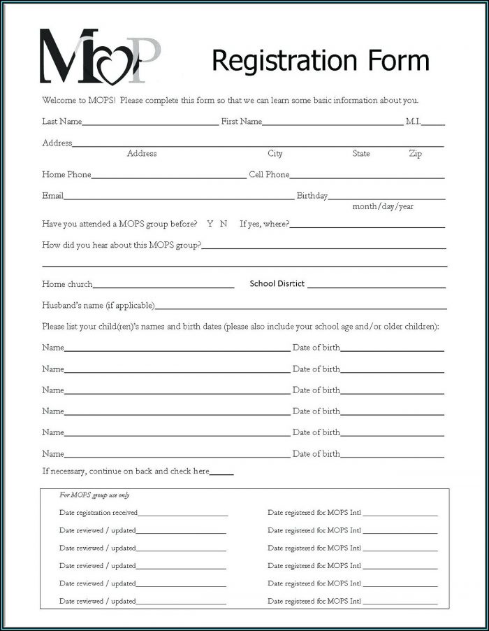 California Association Of Realtors Rental Application Form