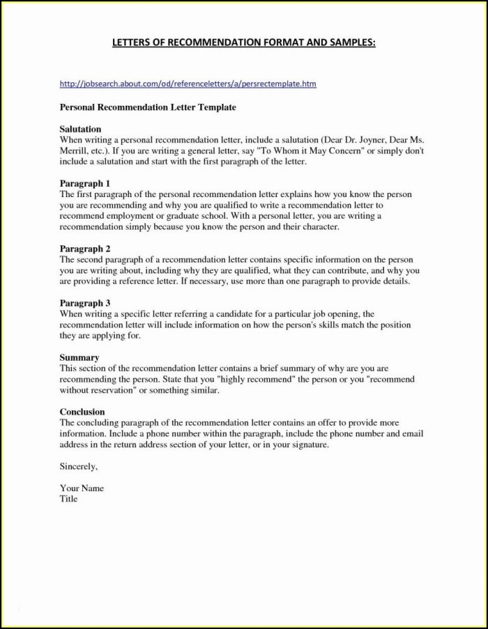 Creating A Resume Without A Template