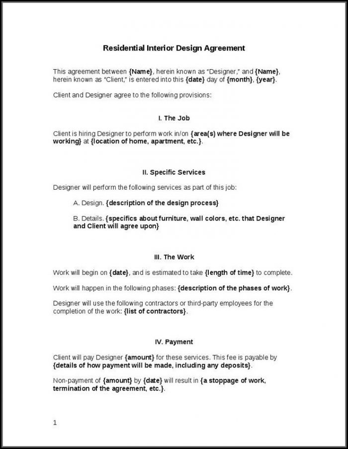 Startup Employment Contract Template