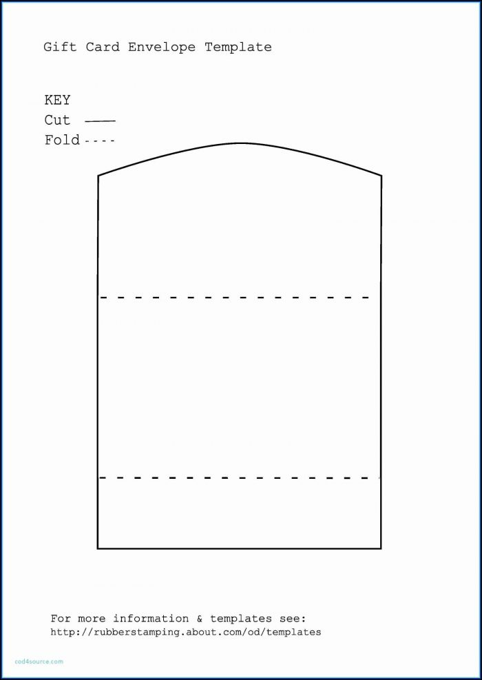Two Sided Name Tent Template