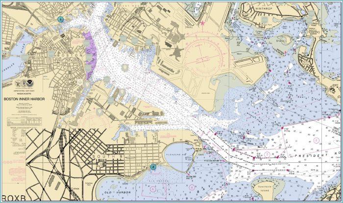 boston topographic map