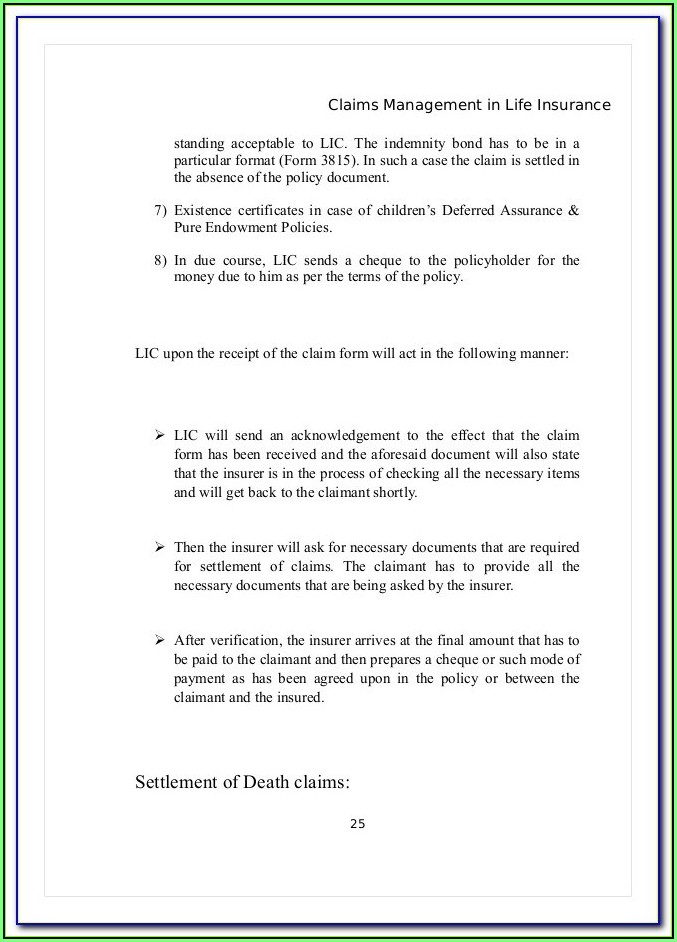 Columbian Mutual Life Insurance Company Death Claim Forms