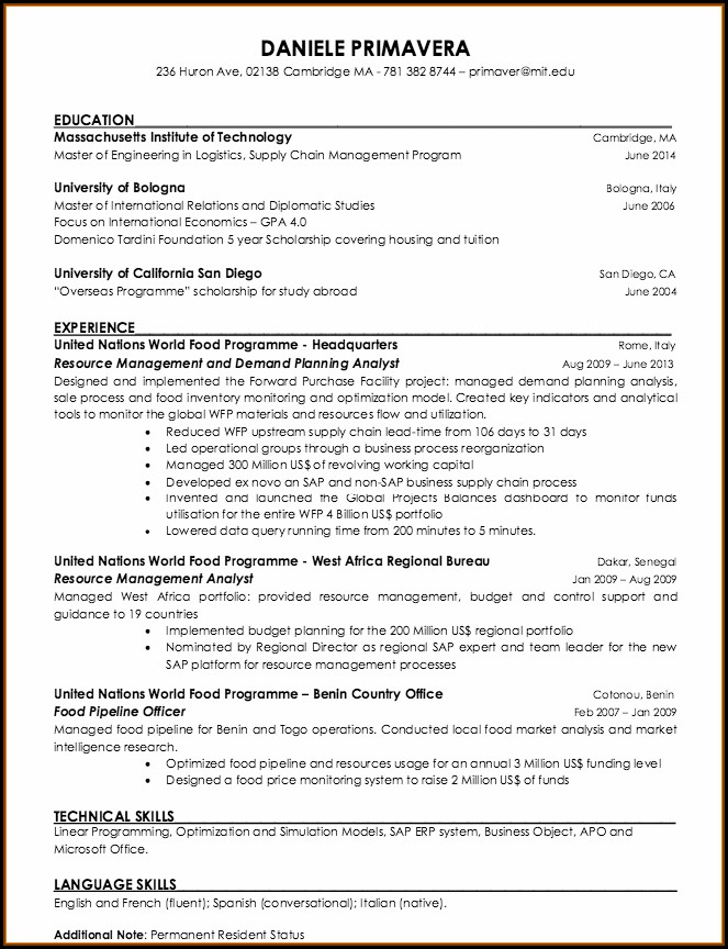 Free Resume Creating Sites