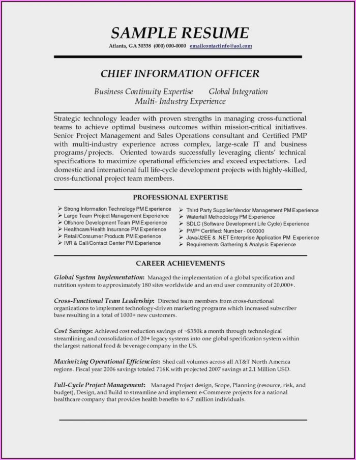 Job Sites To Post My Resume